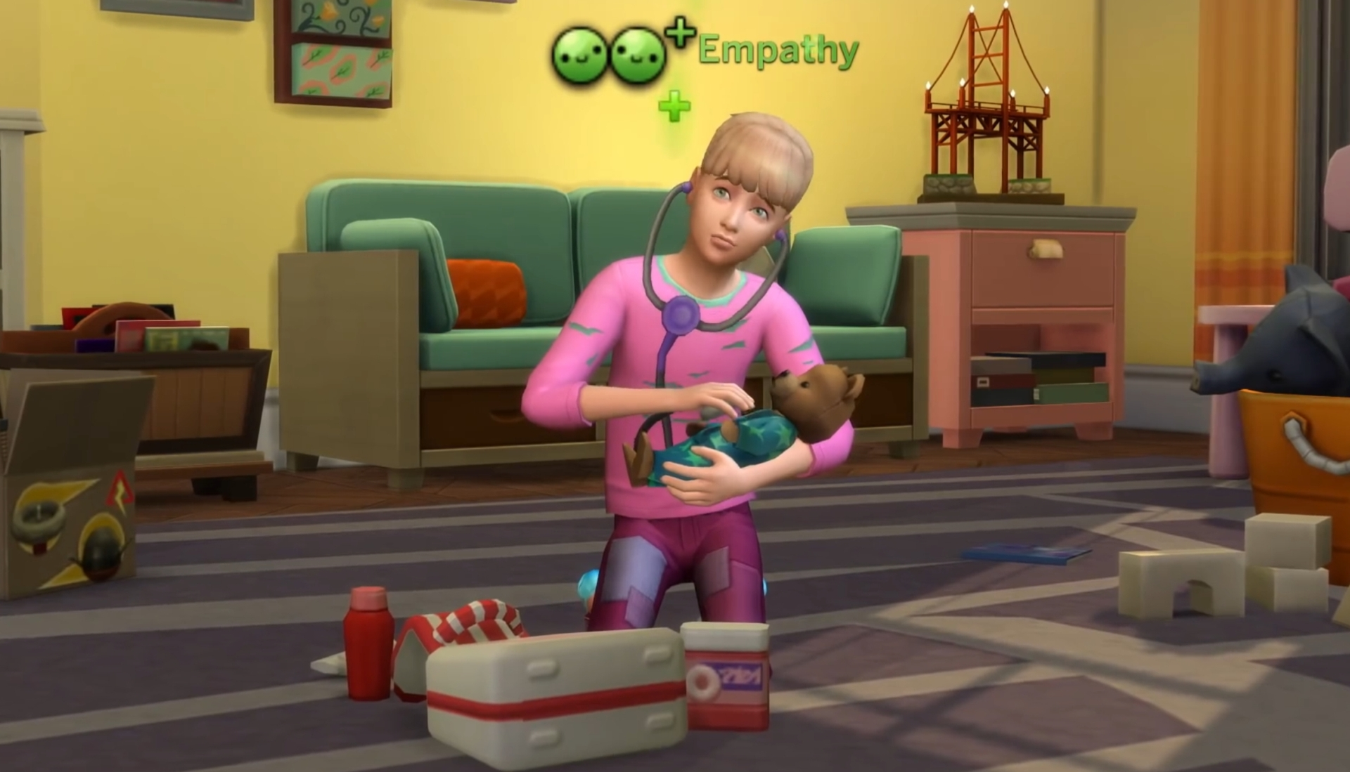 toddlers sims 4