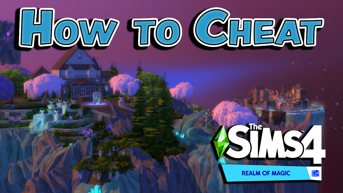 The Sims 4 Realm of Magic Cheats