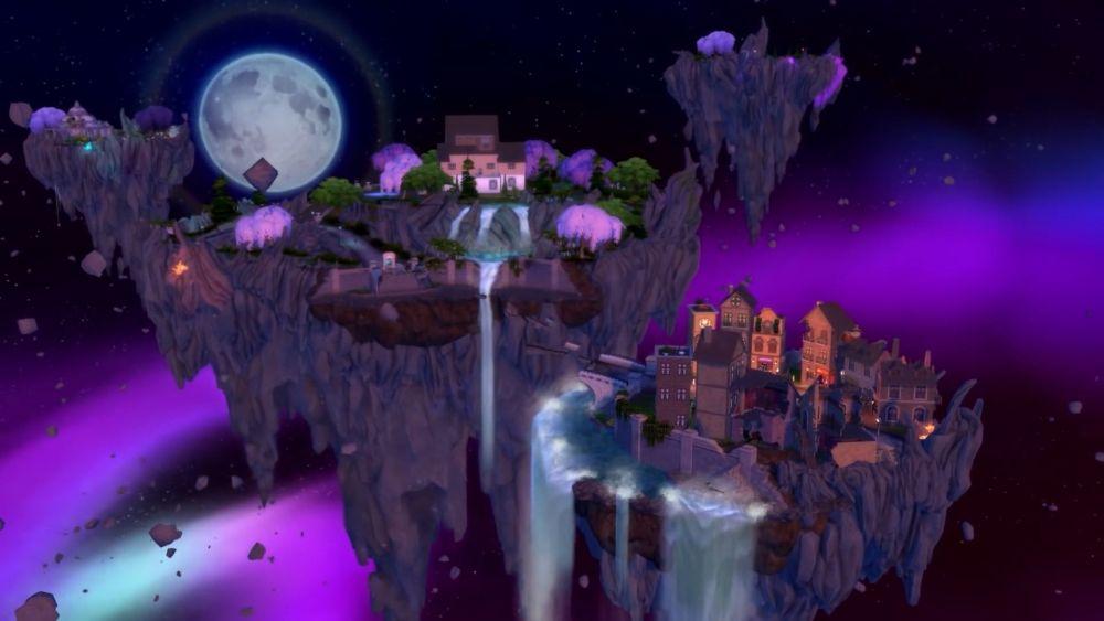 Bilderesultater for sims 4 realm of magic duel