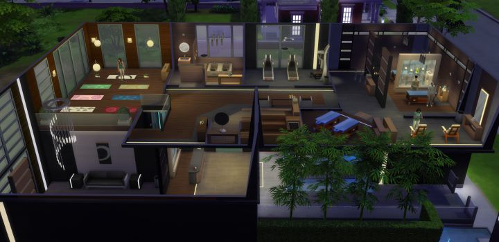 New Spa Venue in The Sims 4 Spa Day Game Pack