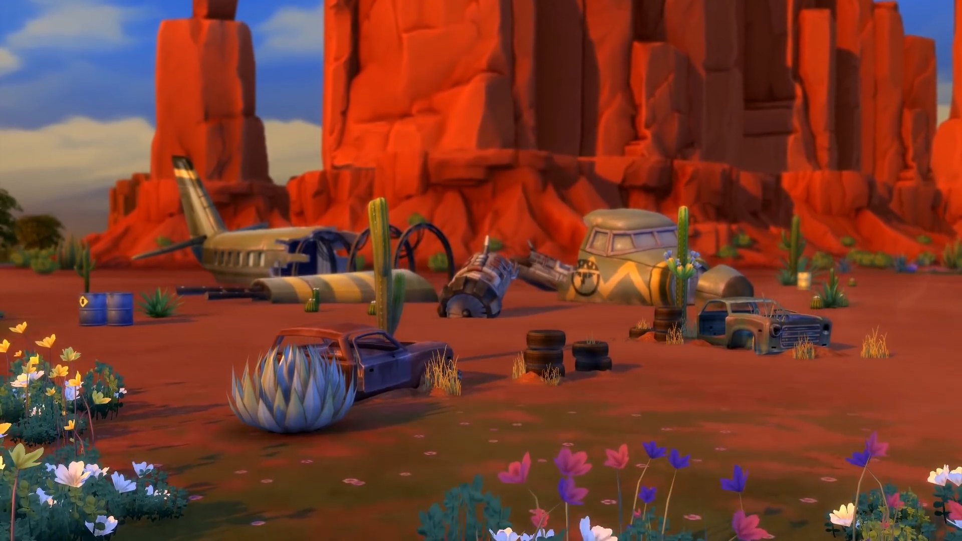 The Sims 4 Strangerville: Guides, Features & Pictures