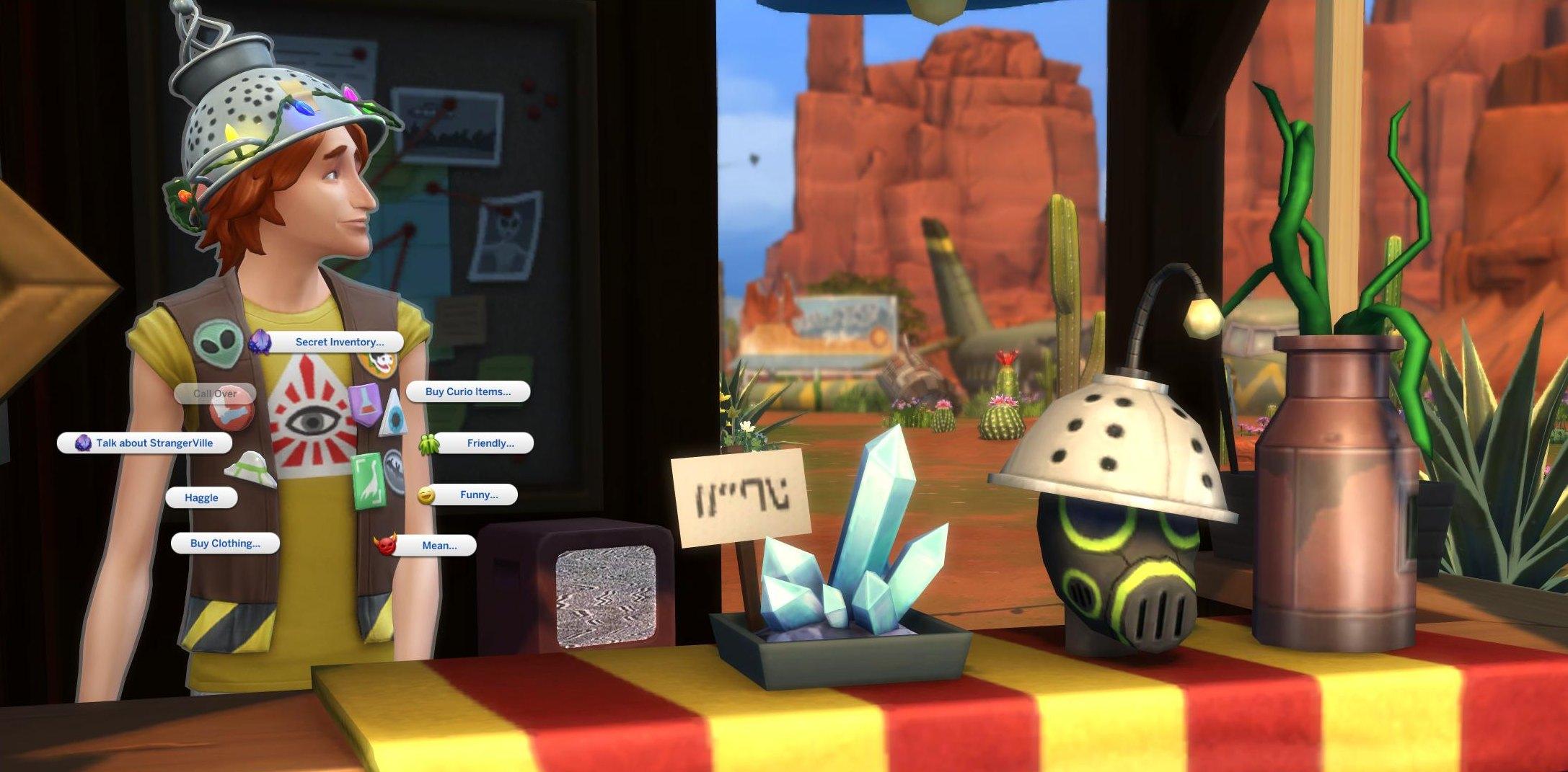 Sims 4 shopping mod