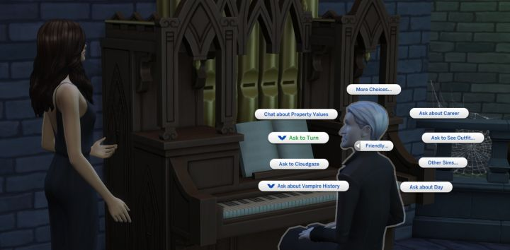 The Sims 4 Vampires: Playing a Vampire, Feeding & Thirst