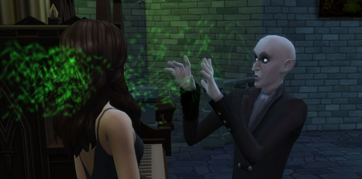 How to turn into a vampire in The Sims 4 Vampires