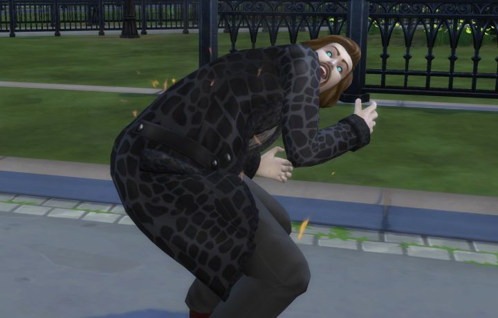 The Sims 4 Vampires can die from sunlight
