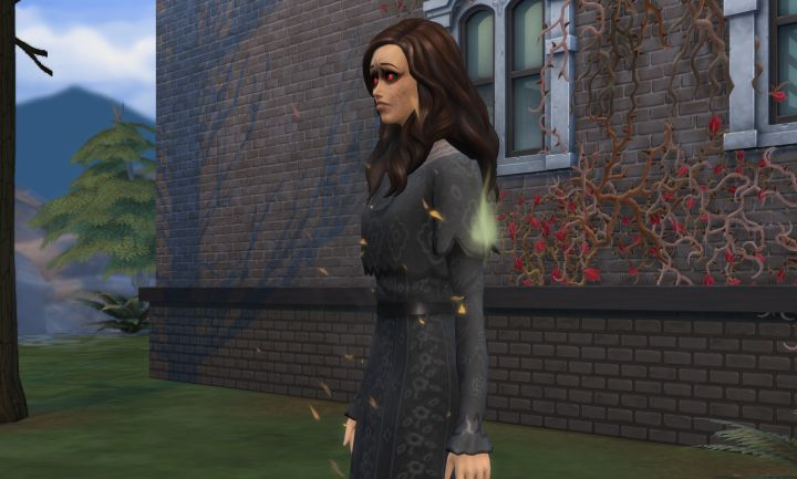 Sun will kill vampires in The Sims 4 Vampires Game Pack