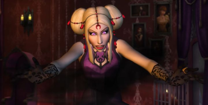 The Sims 4 Vampires: Super Powers available to the occult