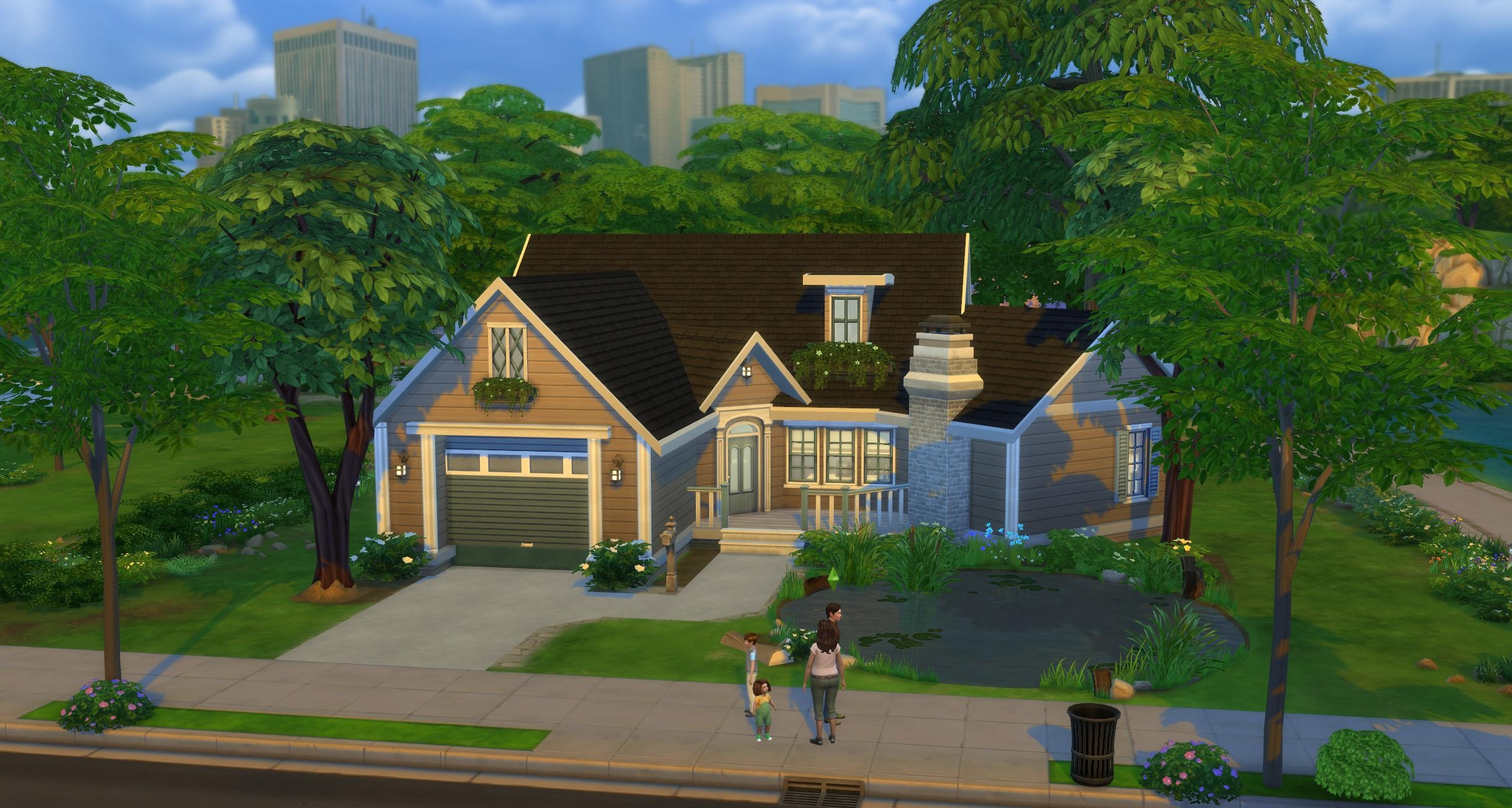 The Sims 4: How to Start with a Better Home