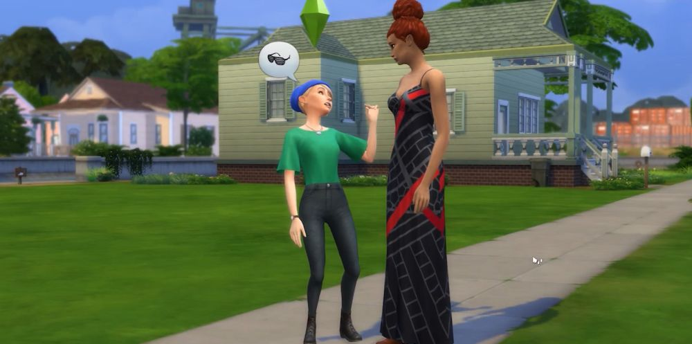 Animations whims sims 4 MISSME's Animations
