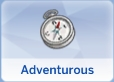 Adventurous Trait in The Sims 4 Cats and Dogs Expansion Pack