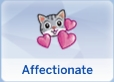 Affectionate Trait in The Sims 4 Cats and Dogs Expansion Pack