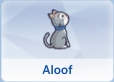 Aloof Trait in The Sims 4 Cats and Dogs Expansion Pack