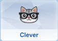 Clever Trait in The Sims 4 Cats and Dogs Expansion Pack