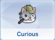 Curious Trait in The Sims 4 Cats and Dogs Expansion Pack