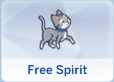 Free Spirit Trait in The Sims 4 Cats and Dogs Expansion Pack