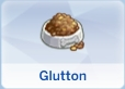 Glutton Trait in The Sims 4 Cats and Dogs Expansion Pack