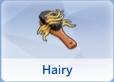 Hairy Trait in The Sims 4 Cats and Dogs Expansion Pack