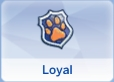 Loyal Trait in The Sims 4 Cats and Dogs Expansion Pack