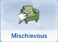Mischievous Trait in The Sims 4 Cats and Dogs Expansion Pack