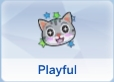 Playful Trait in The Sims 4 Cats and Dogs Expansion Pack