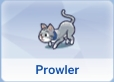 Prowler Trait in The Sims 4 Cats and Dogs Expansion Pack