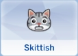 Skittish Trait in The Sims 4 Cats and Dogs Expansion Pack