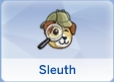 Sleuth Trait in The Sims 4 Cats and Dogs Expansion Pack