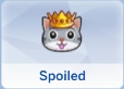 Spoiled Trait in The Sims 4 Cats and Dogs Expansion Pack