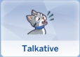 Talkative Trait in The Sims 4 Cats and Dogs Expansion Pack
