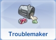 Troublemaker Trait in The Sims 4 Cats and Dogs Expansion Pack