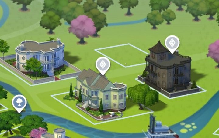 Where To Find Roses In The Sims 4 - HD Image Flower and Rose