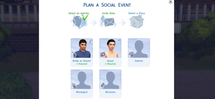Weddings in The Sims 4: Get Married