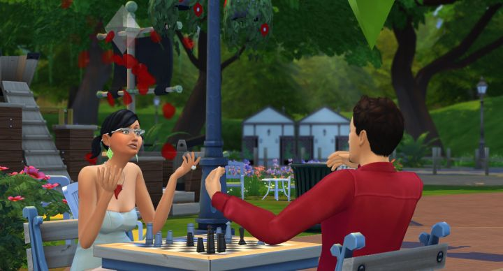 Enchanting Introduction in The Sims 4