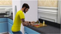 The Sims 4 Cooking Skill