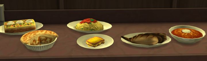 The Sims 4 Cooking & Gourmet Cooking Skills and Recipes