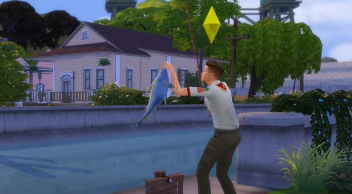The Sims 4 Fertilizer Strengths (Fish and Plants)