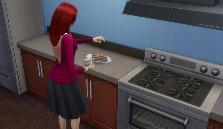 The Sims 4 Get to Work: Baking Skill Recipes