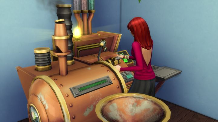 The Sims 4 Get to Work: The Cupcake Factory lets you earn money by selling food