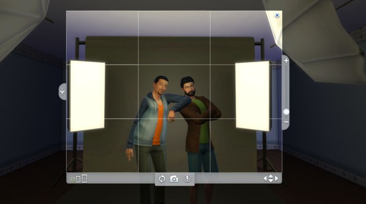 Painting Room Pose Sims  Cc