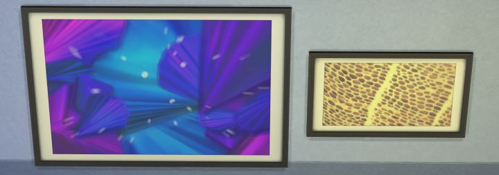 Finding Rare Microscope Prints in The Sims 4