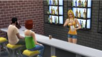The Sims 4 Mixology Skill