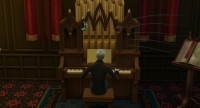 The Sims 4 Pipe Organ Skill