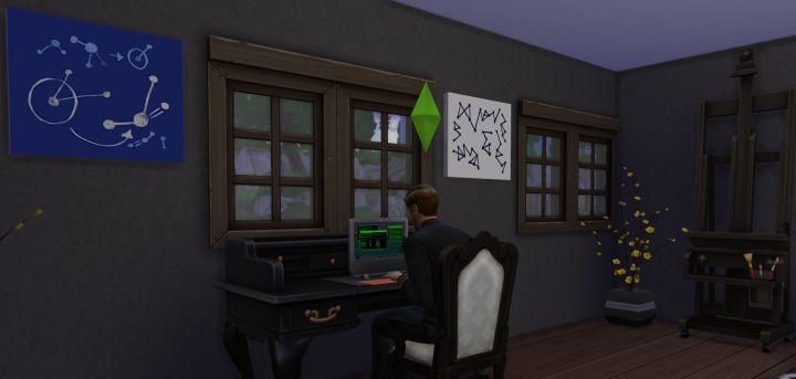 The Sims 4 Programming Skill