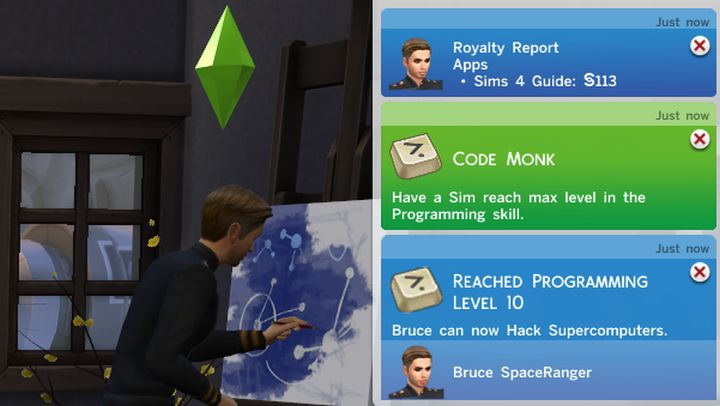 The Sims 4 Programming - Earn Royalties from making Computer Games and Mobile Apps