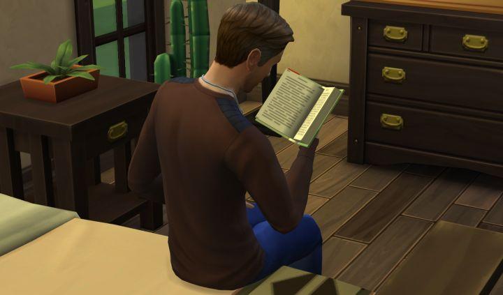 Les Sims 4 lus pour référence