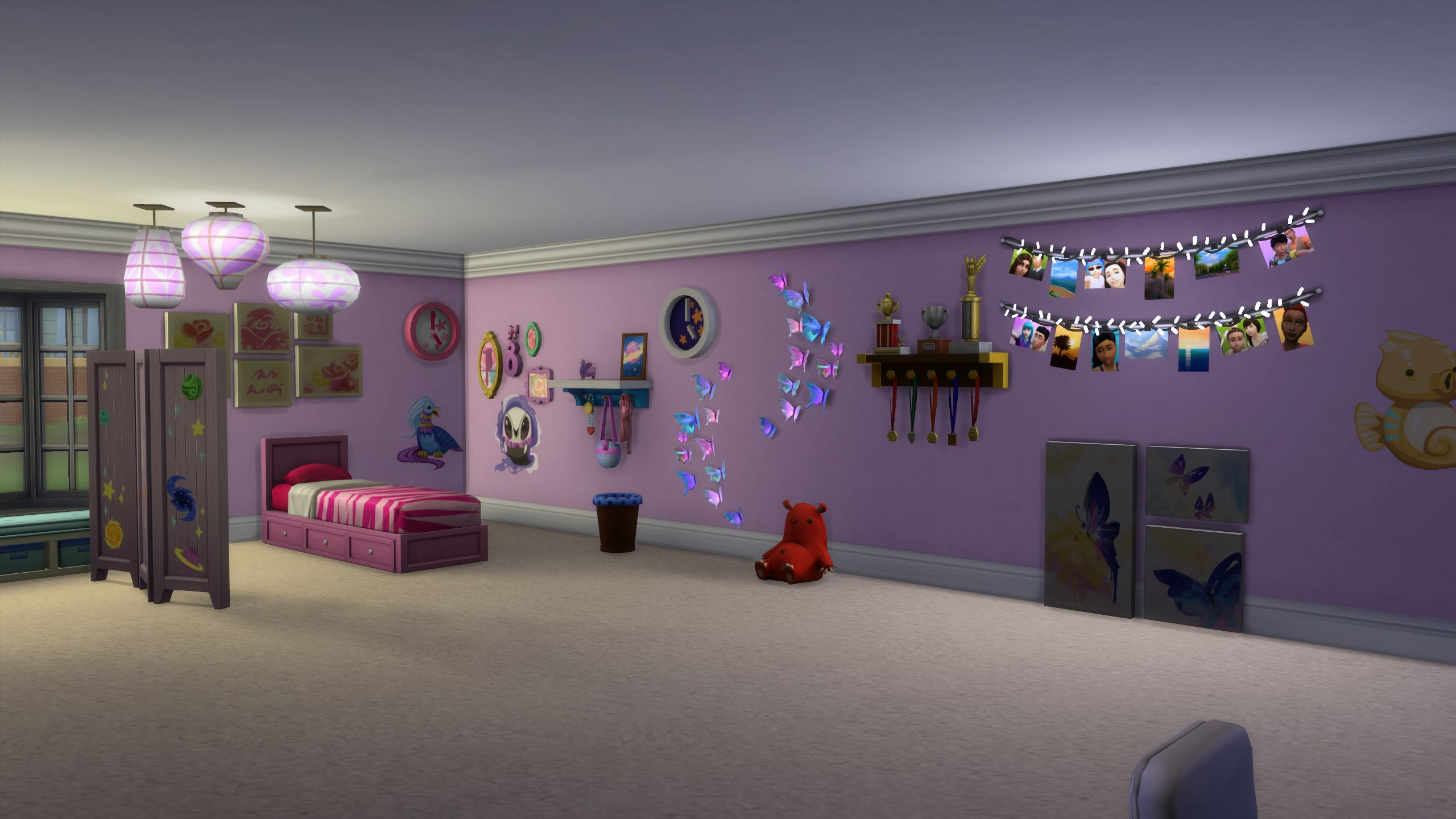 The sims 4 kids room stuff pack for Stuff to decorate room