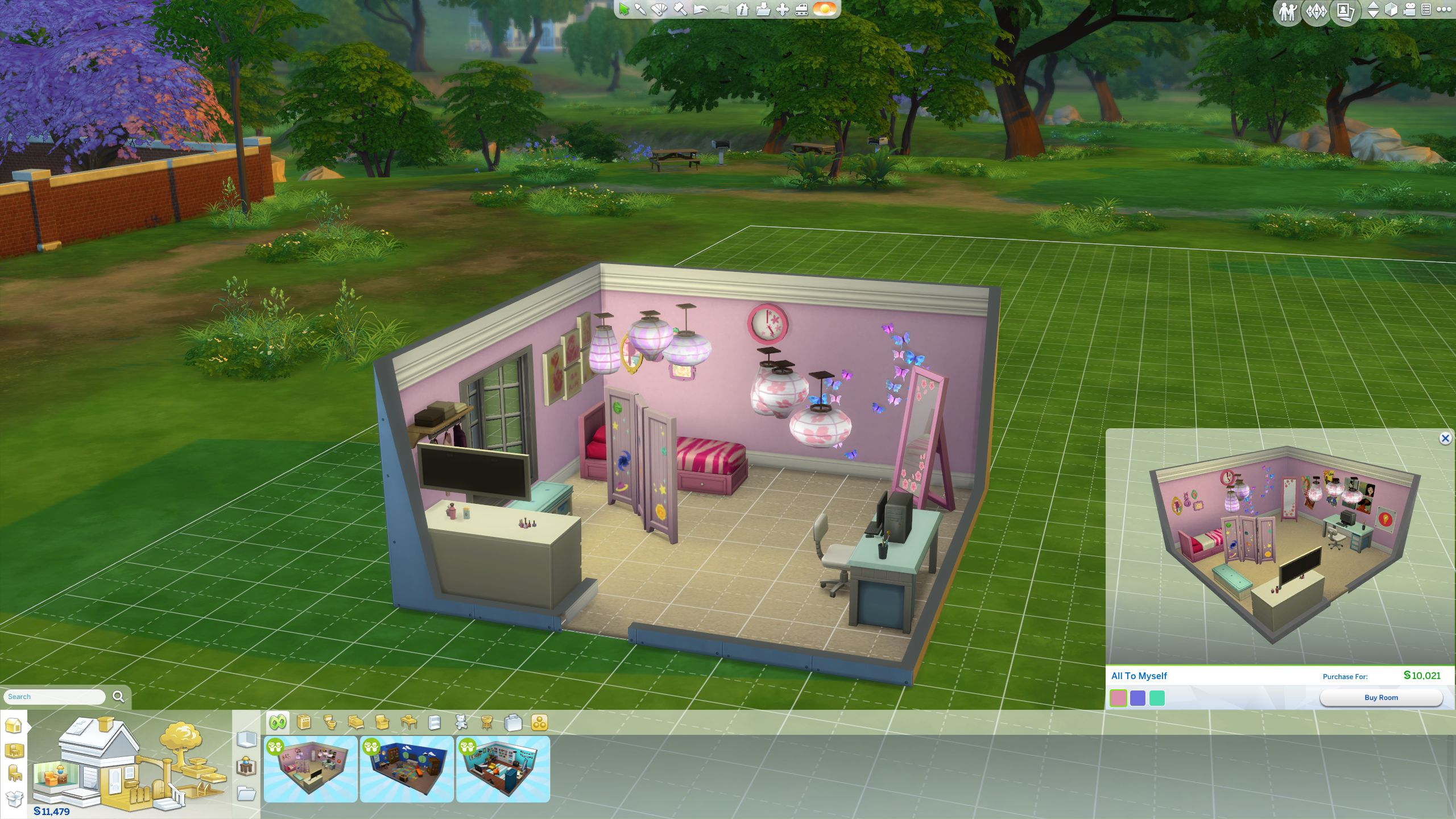 The sims 4 kids room stuff pack for Rooms 4 kids
