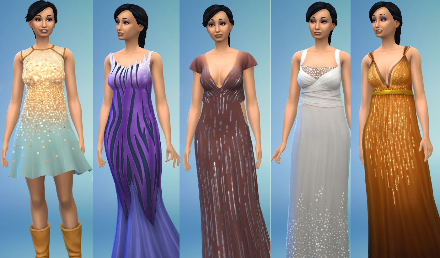 The Sims 4 Luxury Party Stuff Pack Review