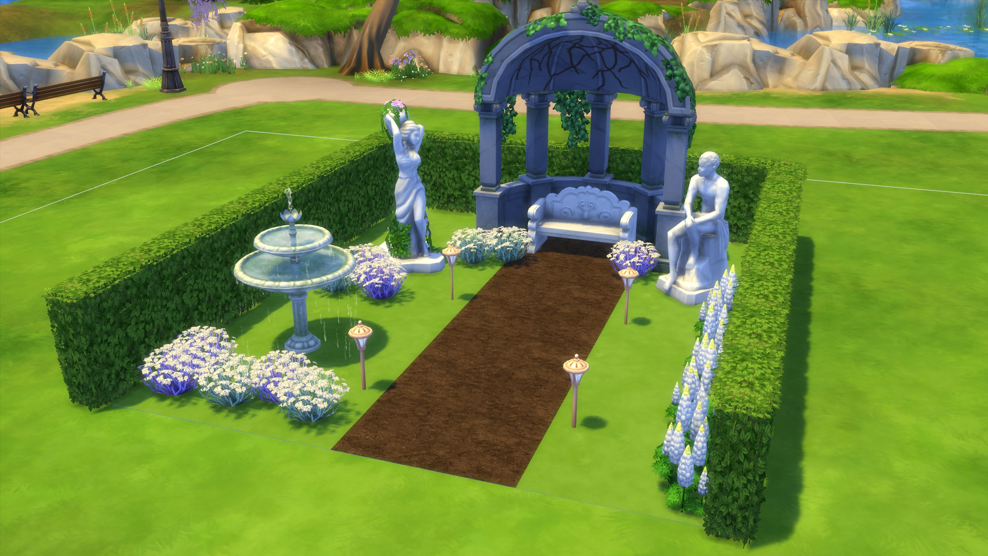 how to get custom stuff on sims 4