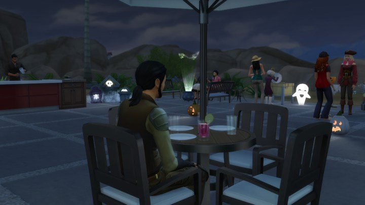 The Sims 4 Spooky Stuff Pack Review